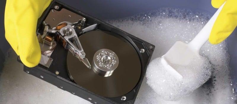 kasowanie danych 2