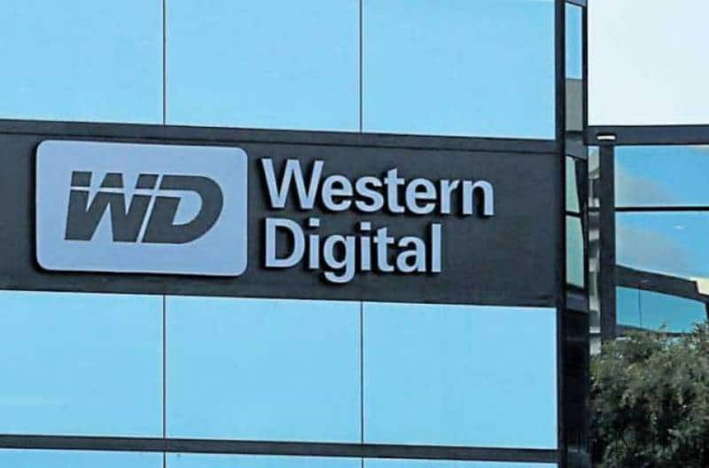 budynek firmy WD