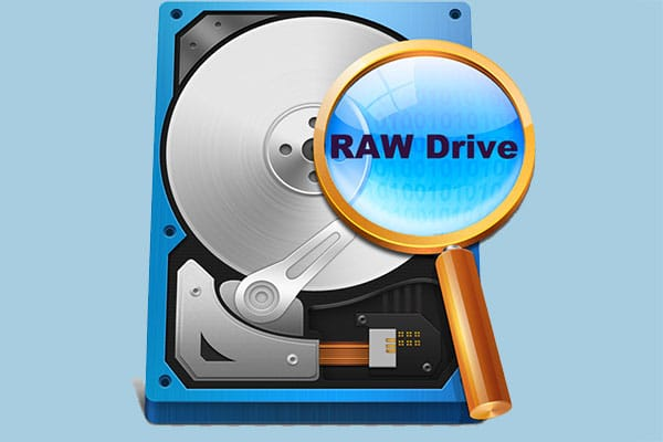 raw disk